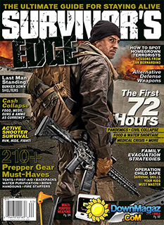 Survivor's Edge Magzine