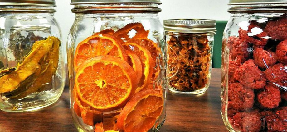 Preserving Food at Home